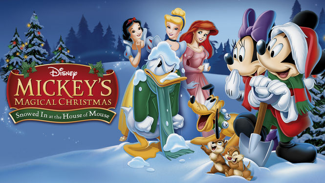 Mickeys Magical Christmas.Is Mickey S Magical Christmas Snowed In At The House Of