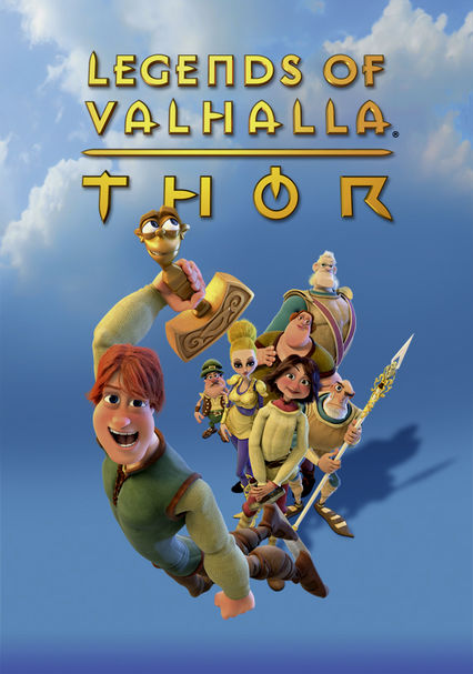 Legends of Valhalla: Thor on Netflix UK