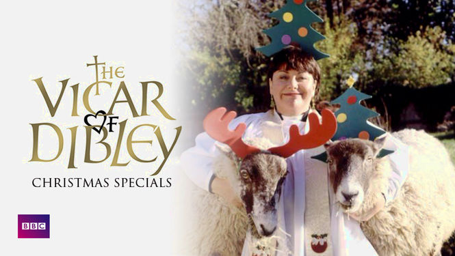 Image result for the vicar of dibley christmas