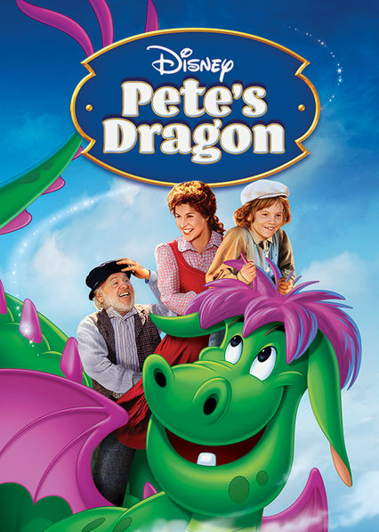 Pete's Dragon on Netflix UK