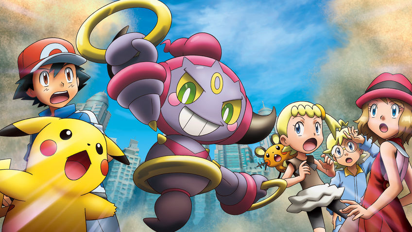 Pokemon The Movie Hoopa And The Clash Of Ages Is Pokemon The Movie Hoopa And The Clash Of Ages On Netflix Flixlist
