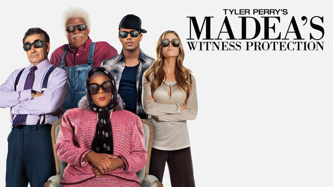 Tyler Perry's Madea's Witness Protection on Netflix UK