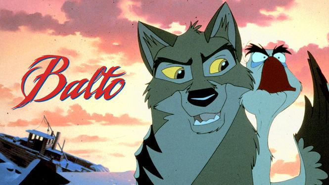 Balto on Netflix UK