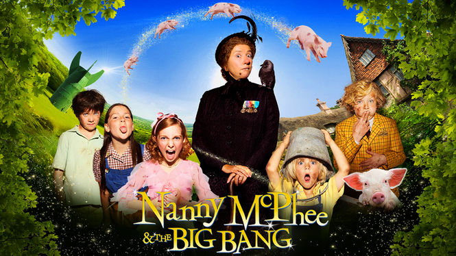 Nanny McPhee Returns on Netflix Canada