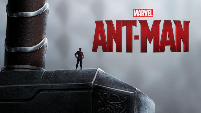 Ant-Man on Netflix UK