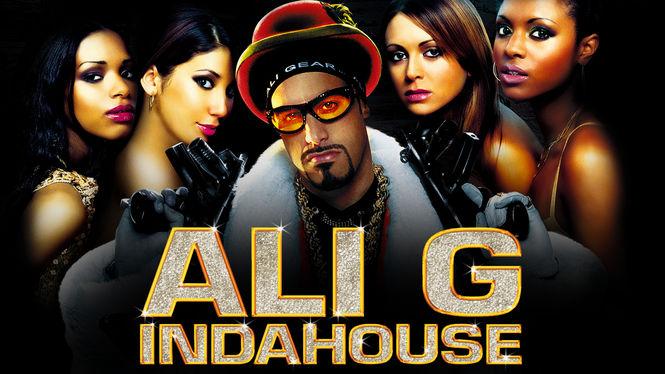 Ali G Indahouse on Netflix Canada