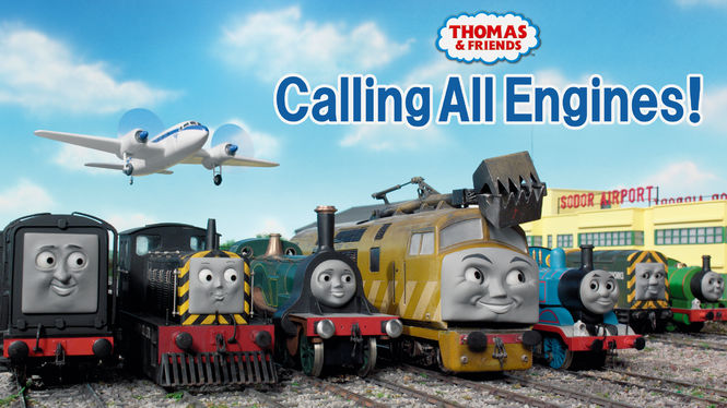 Thomas and Friends: Calling All Engines on Netflix AUS/NZ