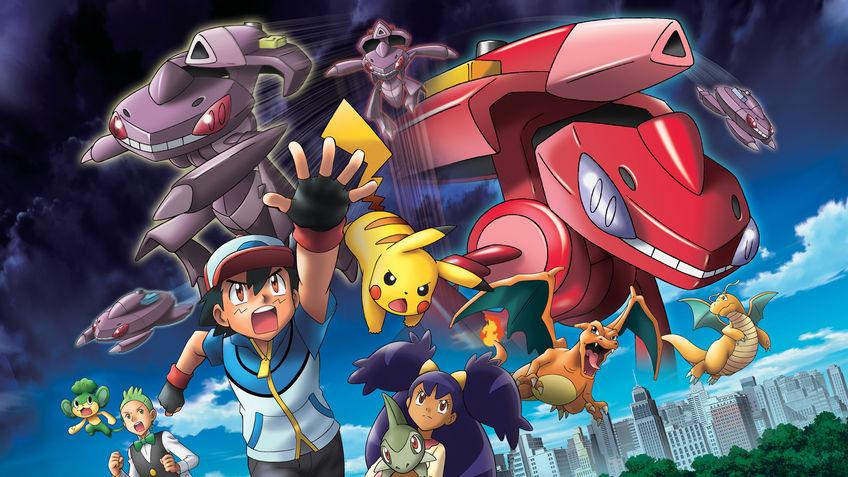 Pokemon The Movie Genesect And The Legend Awakened Is Pokemon