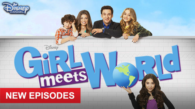 Girl Meets World on Netflix USA