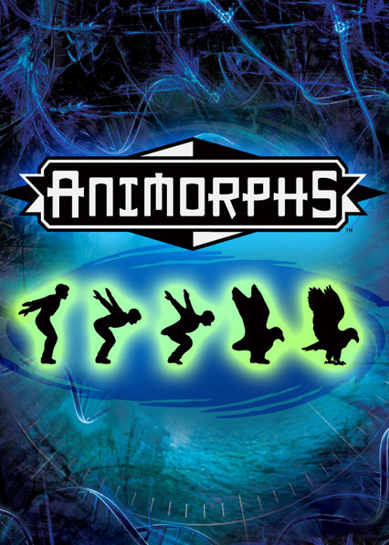 Animorphs on Netflix UK