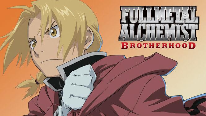 Fullmetal Alchemist: Brotherhood on Netflix UK