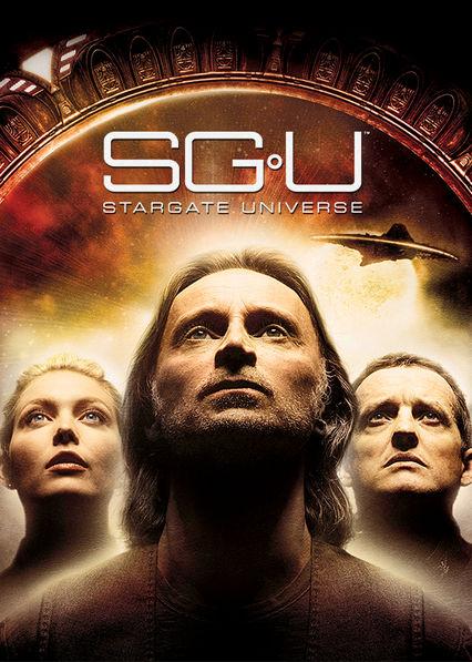 Stargate Universe on Netflix UK