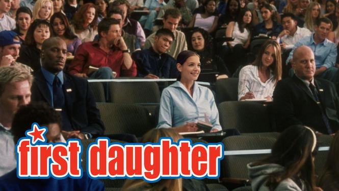 First Daughter on Netflix AUS/NZ