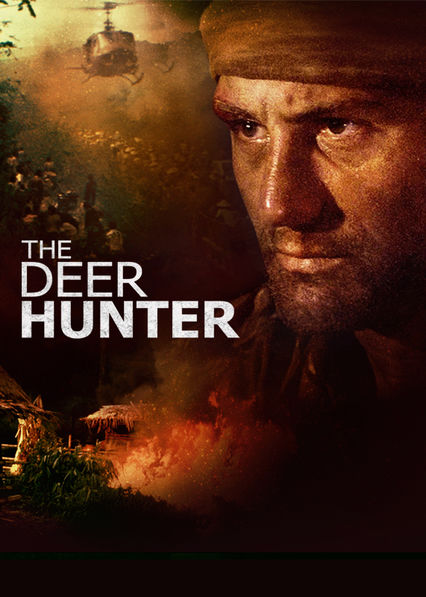 is the deer hunter available to watch on netflix in australia or