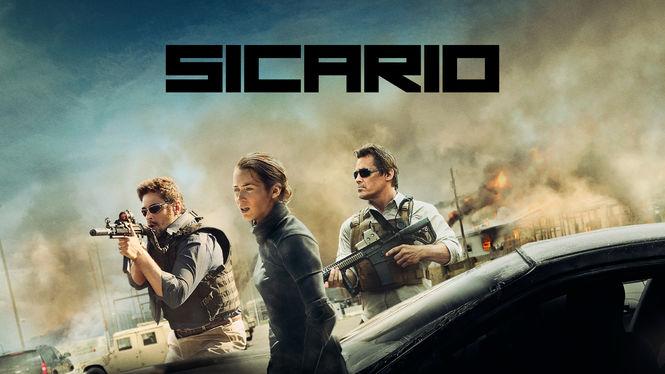 Sicario on Netflix AUS/NZ