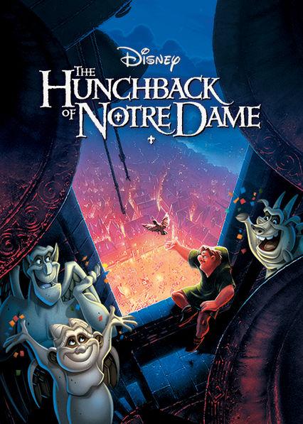 Image result for the hunchback of notre dame 1996 original poster