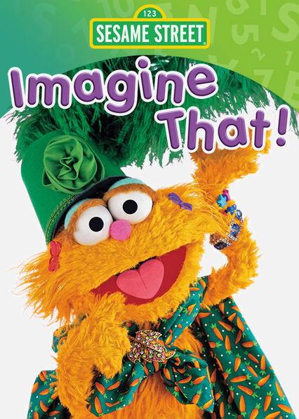 Sesame Street: Imagine That