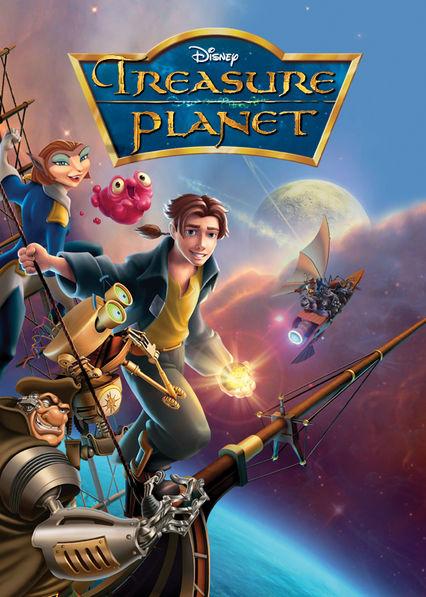 Treasure Planet on Netflix UK