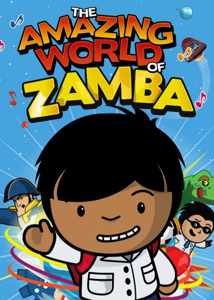 Search the full netflix usa catalog children family for El asombroso espectaculo zamba