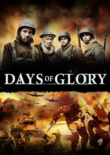 Days of Glory on Netflix UK