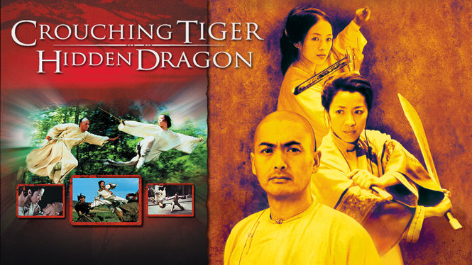 Crouching Tiger, Hidden Dragon on Netflix UK