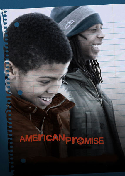 American Promise on Netflix UK