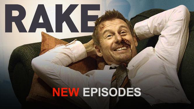Rake on Netflix UK