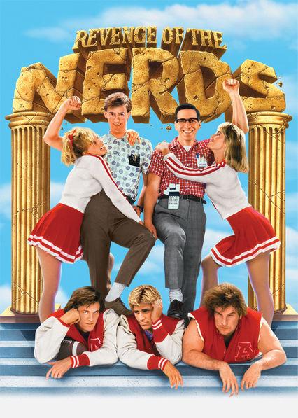 Revenge of the Nerds on Netflix UK