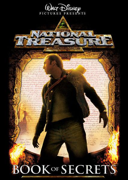 Is National Treasure Book Of Secrets 2007 Available To Watch On Uk Netflix Newonnetflixuk