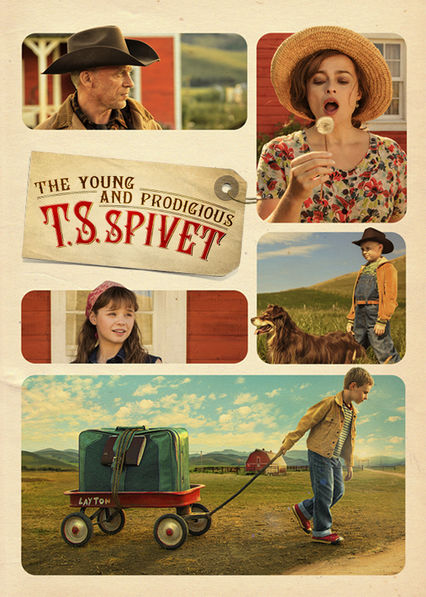 The Young and Prodigious T.S. Spivet on Netflix UK