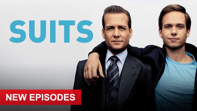 Suits on Netflix UK