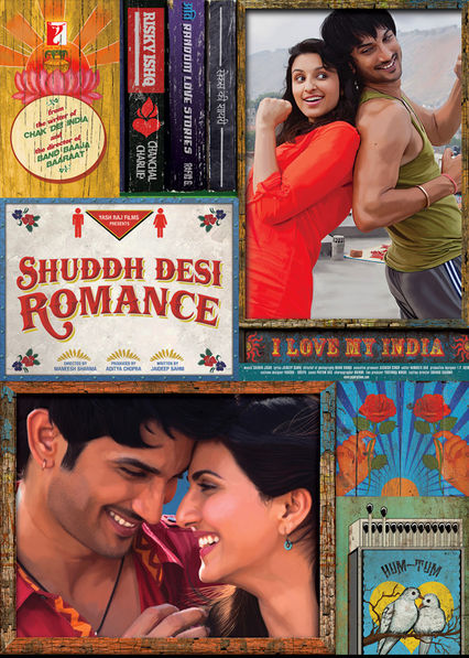 Shuddh Desi Romance on Netflix UK