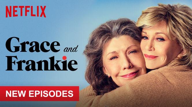 Grace and Frankie on Netflix AUS/NZ