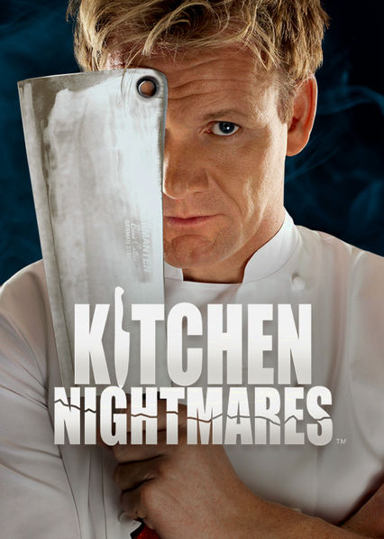 is kitchen nightmares u s available to watch on netflix in