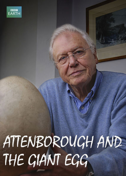 Attenborough & The Giant Egg
