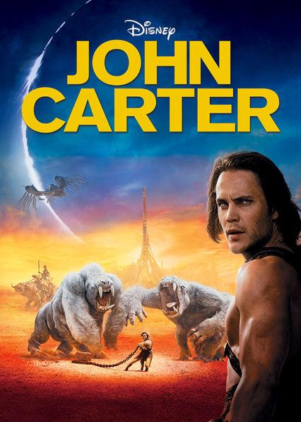 John Carter on Netflix UK