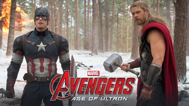 Avengers: Age of Ultron on Netflix UK
