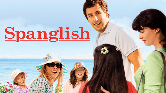 Spanglish on Netflix AUS/NZ