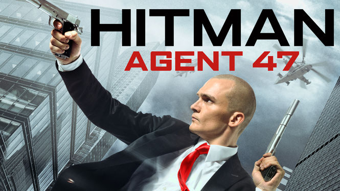 Hitman: Agent 47 on Netflix UK