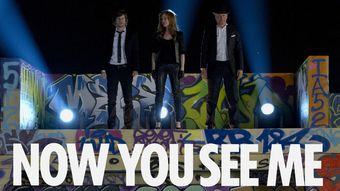 Now You See Me on Netflix AUS/NZ