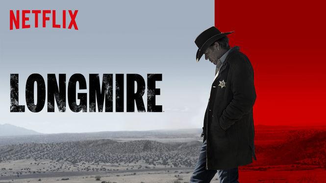 Longmire on Netflix USA