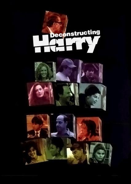 Deconstructing Harry on Netflix UK