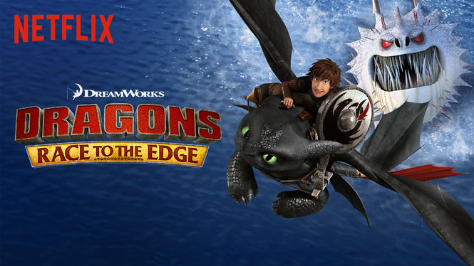 Dragons: Race to the Edge on Netflix AUS/NZ