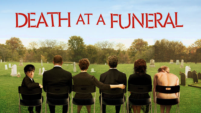 Death at a Funeral on Netflix UK