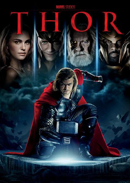 Thor on Netflix UK