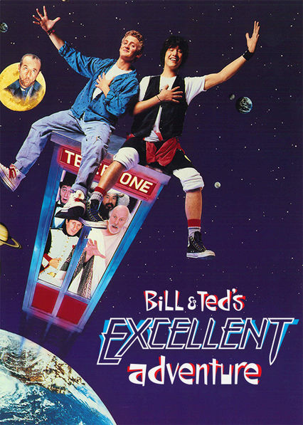 an analysis of american education in bill and teds excellent adventure