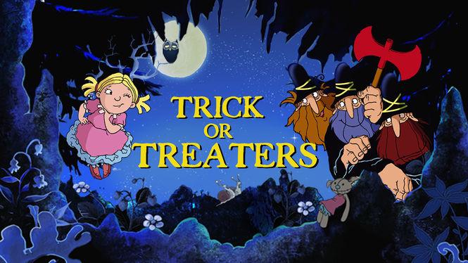 Trick or Treaters on Netflix AUS/NZ