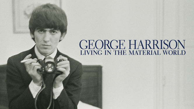 George Harrison: Living in the Material World on Netflix USA