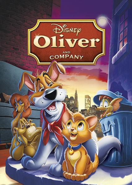 Oliver & Company on Netflix UK
