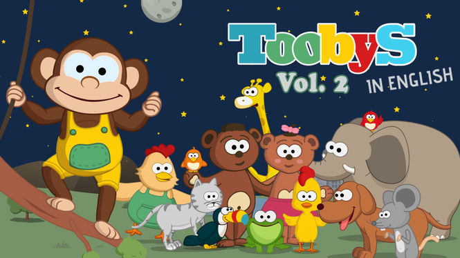 Toobys Vol. 2 in English on Netflix USA